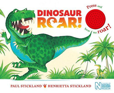 DINOSAUR ROAR (SOUND BOARD BOOK)