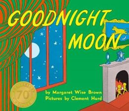 GOODNIGHT MOON (70TH ANNIVERSARY EDITION BOARD)