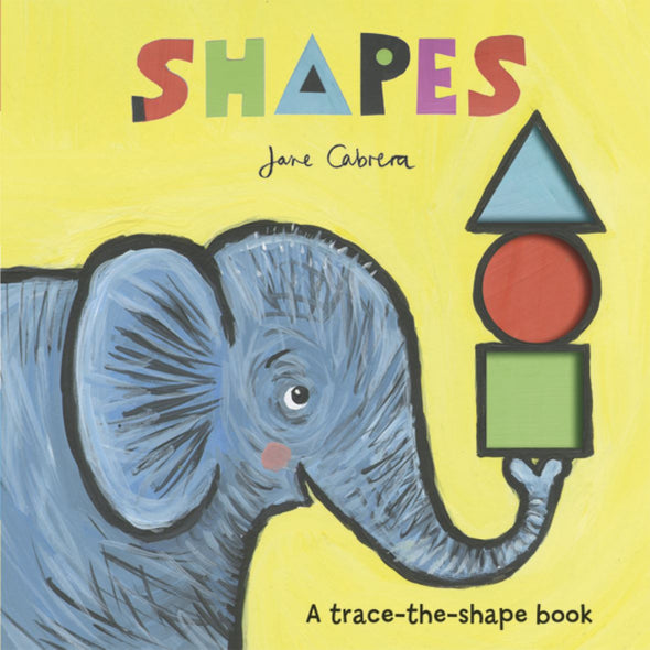 JANE CABRERA: SHAPES (BOARD BOOK)