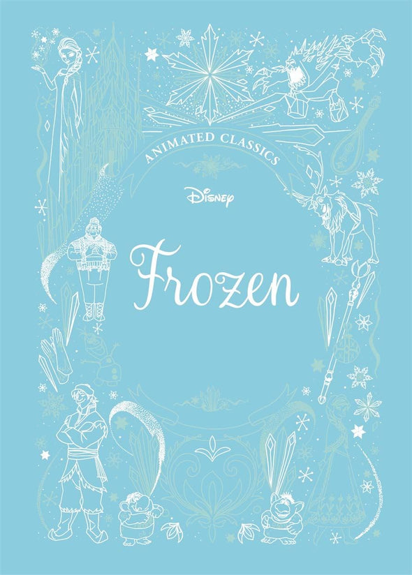 DISNEY ANIMATED CLASSICS: FROZEN