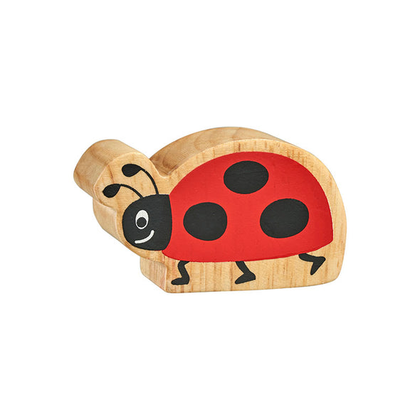 Lanka Kade Natural red & black ladybird