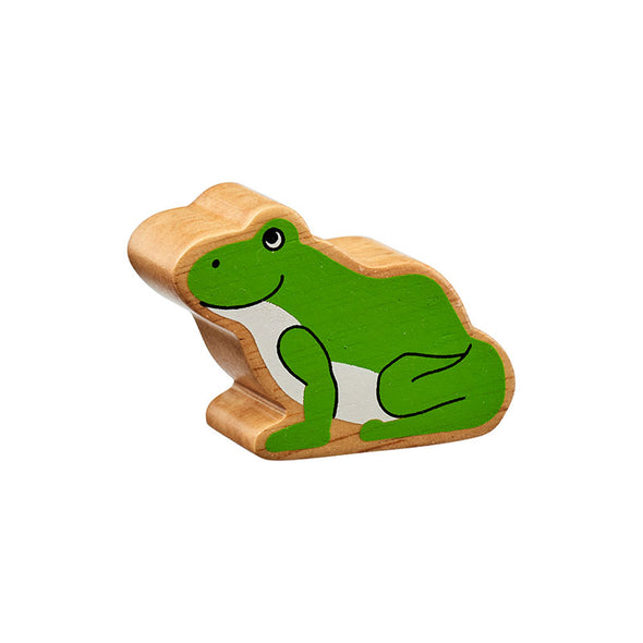 Lanka Kade Natural green frog