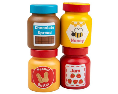 Jars & Spreads