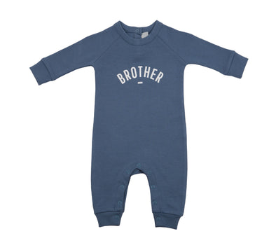 DENIM BLUE 'BROTHER' ALL-IN-ONE