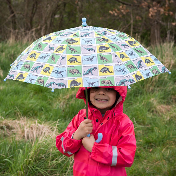 Prehistoric Land Children's Umbrella
