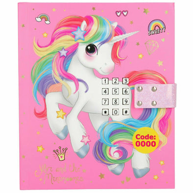Ylvi & the Minimoomis Musical Light Up Diary with Code