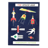 Tattos - Space Age Temporary Tattoos (2 Sheets)