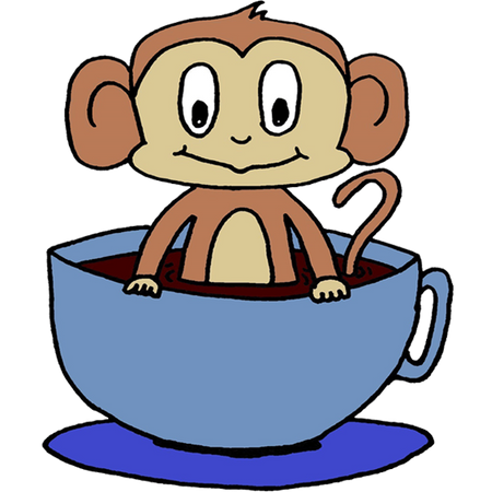 Coffee Monkey Mugs