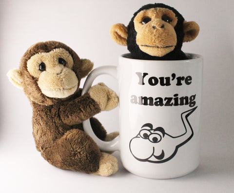 You're amazing mug