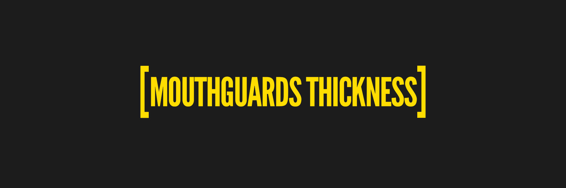 Best night guard thickness