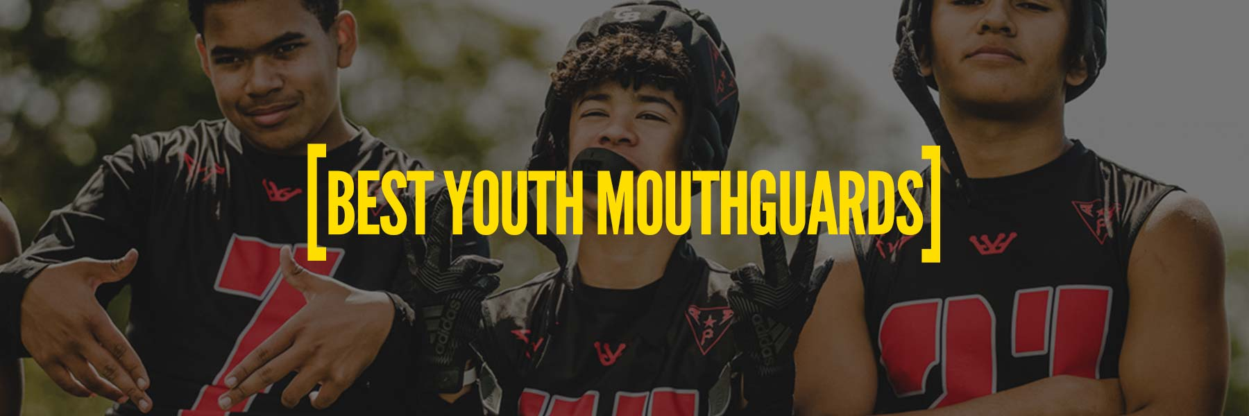 best mouthguards for youth football