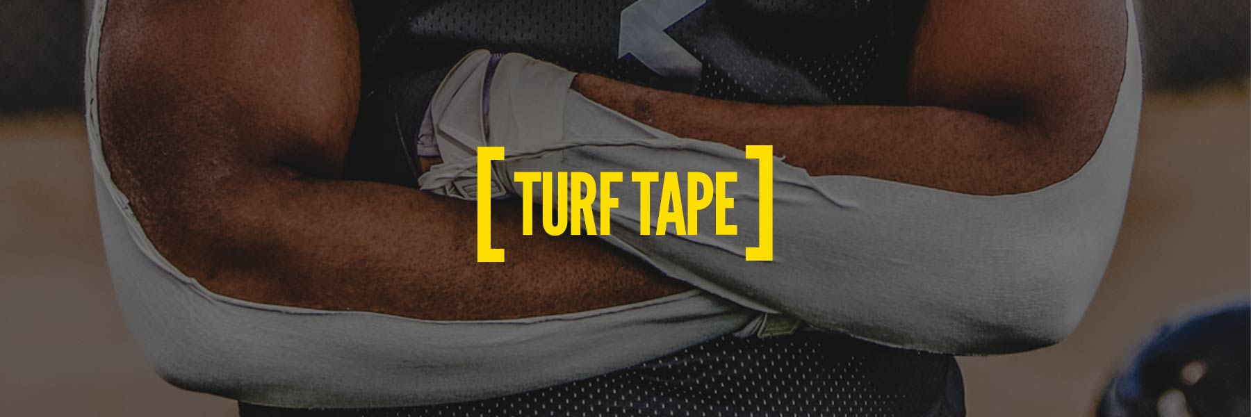 Football Turf Tape For Arms