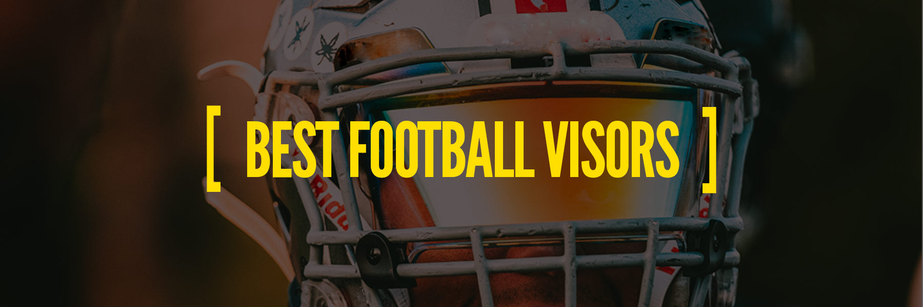 What's the best football visor?