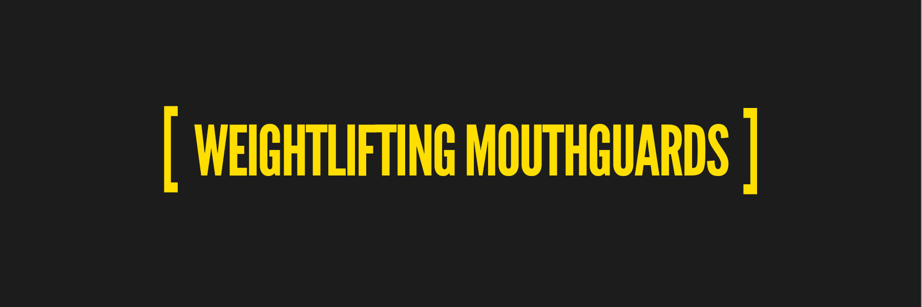 The Best Mouthguard for weightlifting