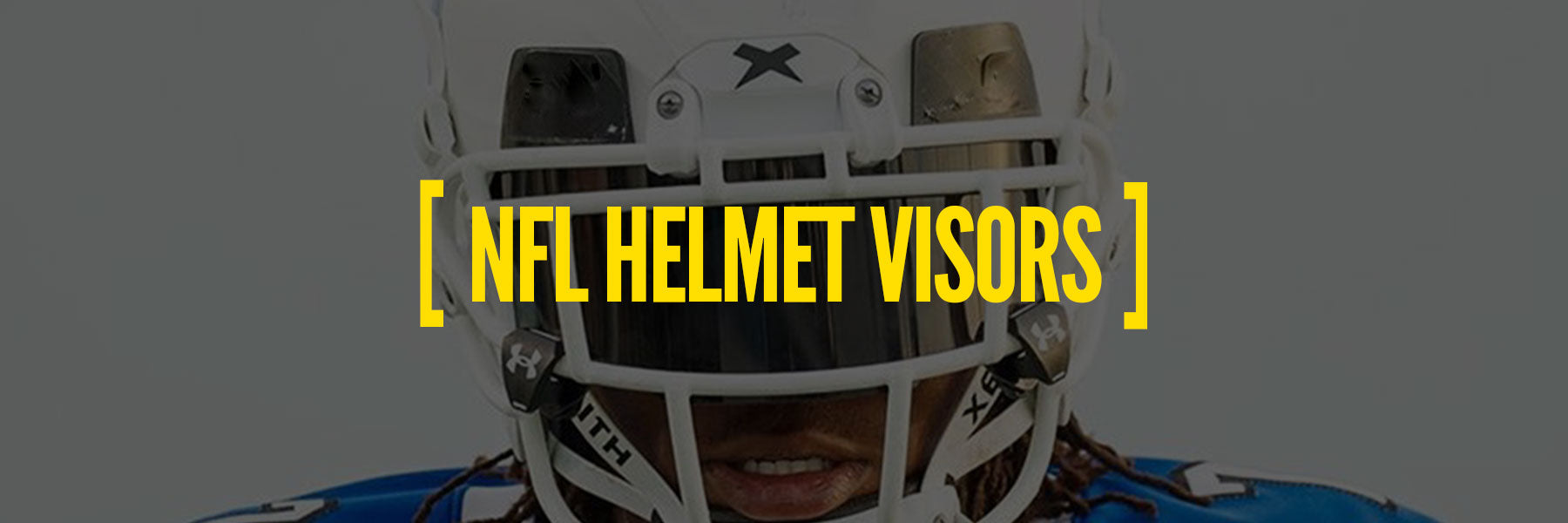 What Visor do NFL players use?