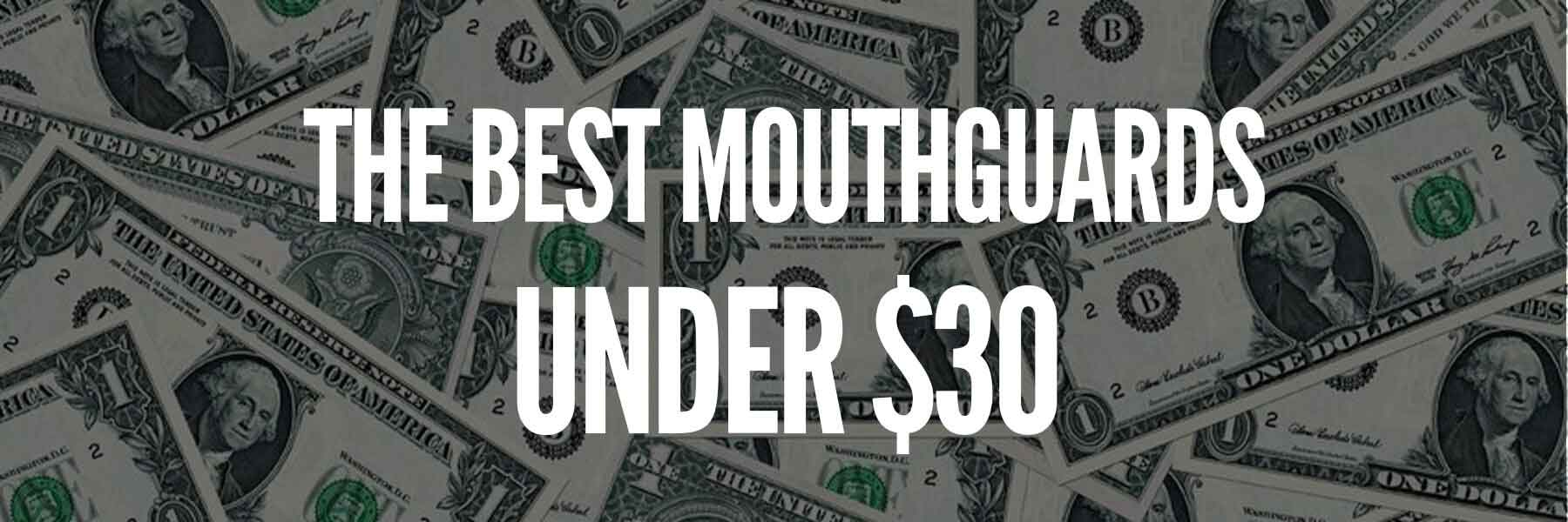 The Best Mouthguards Under $30