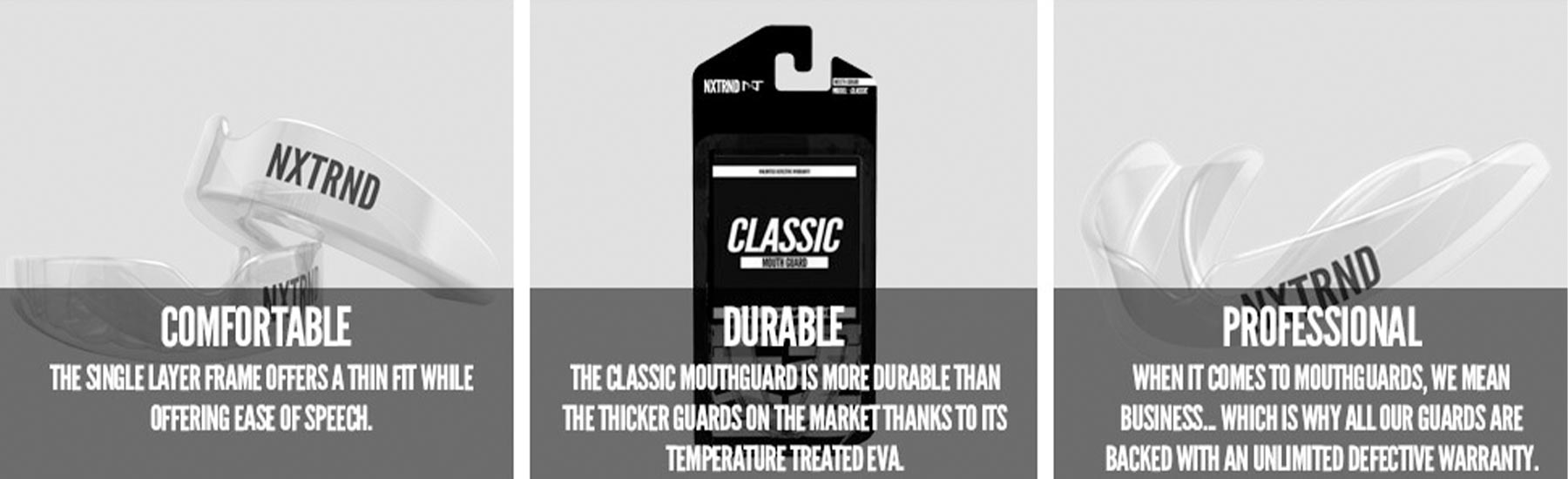 Nxtrnd CLASSIC Mouthguard Sports