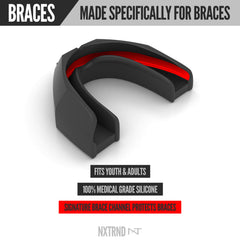 Mouthguard Made for Braces