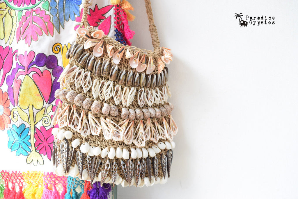 Boho Mermaid Treasure Bag