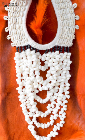 Tribe Love Shell Layered Necklace