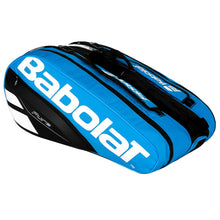 Load image into Gallery viewer, Babolat 9R Pure Drive Bag Black/Blue