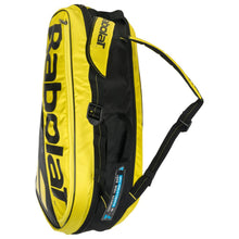 Load image into Gallery viewer, Babolat 6R Pure Aero Bag Yellow/Black 751182