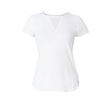 Load image into Gallery viewer, Lija Deep V Tee 19A-1612T2