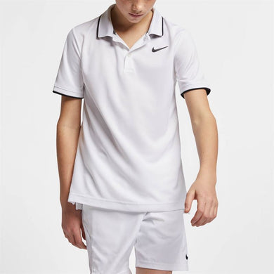 Boys Nike Dri Fit Polo BQ8792