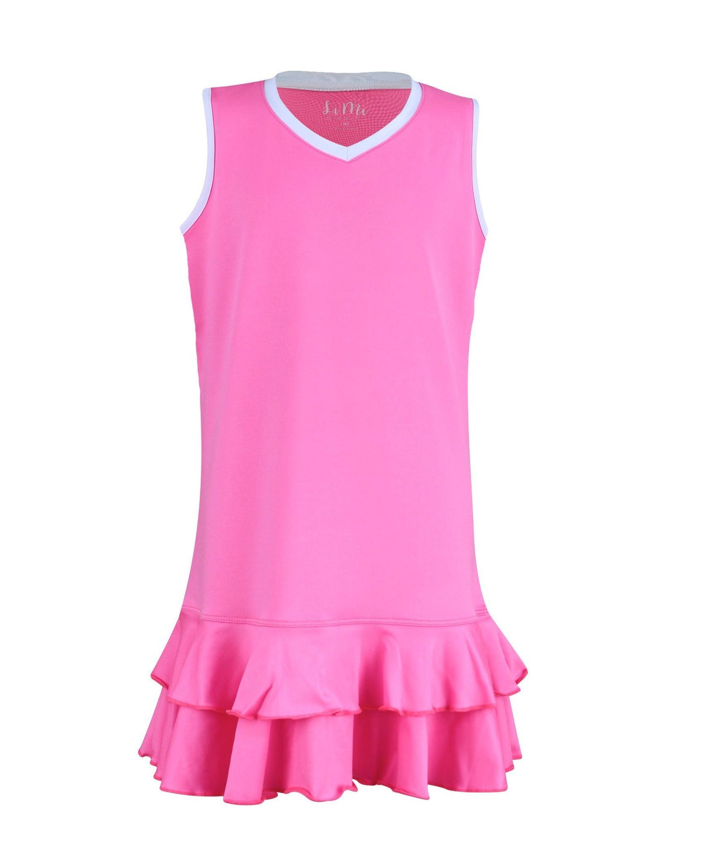 Little Miss Tennis Ruffle Dress BKP12