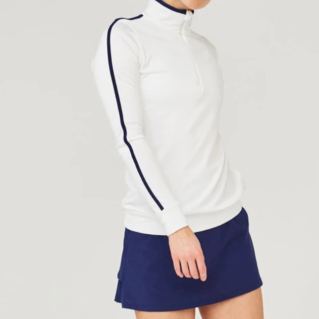 Lija 1/4 Zip Racer Long Sleeve 20s-1619