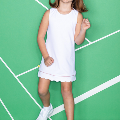 L'Oeuf Poche Cloud 9 Girls Shift Dress SLP04