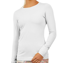 Load image into Gallery viewer, Sofibella UV Long Sleeve 7013
