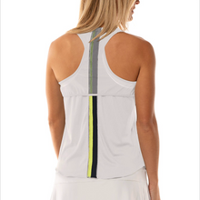 Load image into Gallery viewer, Lucky in Love Back Mesh Rib Tank CT664
