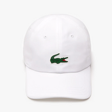 Load image into Gallery viewer, Lacoste On Court Poly Hat World Play RK9290