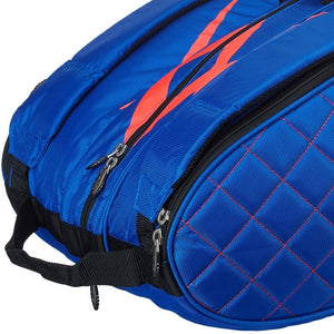 Volkl Mega Bag Blue/Lava 6PK