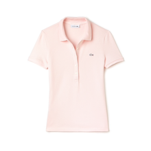 Load image into Gallery viewer, Lacoste Women's Slim Fit Stretch Pique Polo PF7845