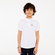 Load image into Gallery viewer, Lacoste  Boys SS Classic Polo PJ2909