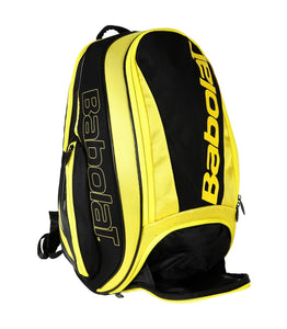 Babolat 3R Pure Aero Bag Black/Neon Yellow