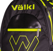 Load image into Gallery viewer, Volkl Team Backpack Black/Neon Yellow