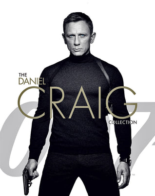 007: The Daniel Craig Collection (Casino Royale/Quantum Of Solace/Skyfall/Spectre) (2006/2008/2012/2015) [Vudu HD]