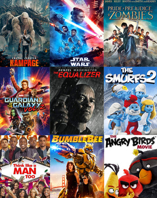 HUGE Overstock SALE Choose 10 movies MA/Vudu/4K & More! [MA HD]