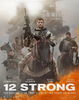 12 Strong (2018) [MA HD]