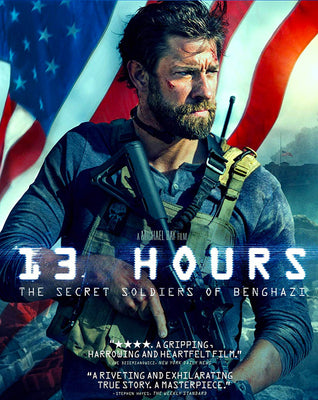 13 Hours The Secret Soldiers Of Benghazi (2016) [Vudu HD]