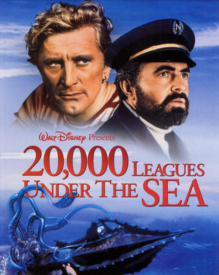 20,000 Leagues Under the Sea (1954) [Ports to MA/Vudu] [iTunes HD]