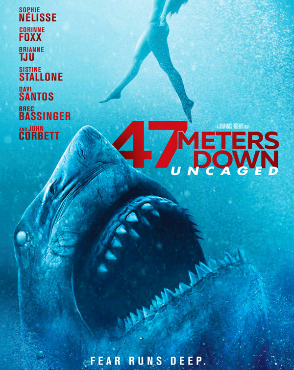 47 Meters Down Uncaged (2019) [Vudu 4K]