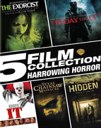 5 Film Collection: Harrowing Horror (1990,2000,2003,2009,2015) [Vudu SD]
