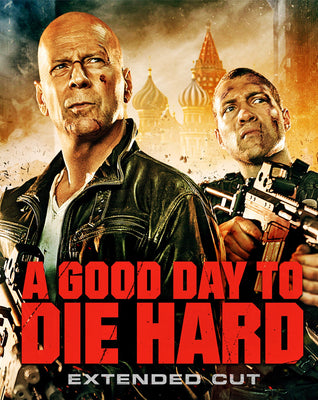 A Good Day To Die Hard (Die Hard 5 2013) [Ports to MA/Vudu] [iTunes SD]