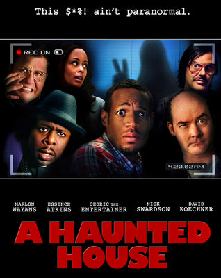 A Haunted House (2013) [Ports to MA/Vudu] [iTunes HD]