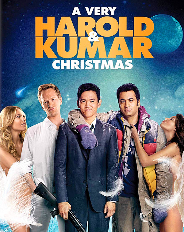 A Very Harold & Kumar Christmas (2011) [MA HD]