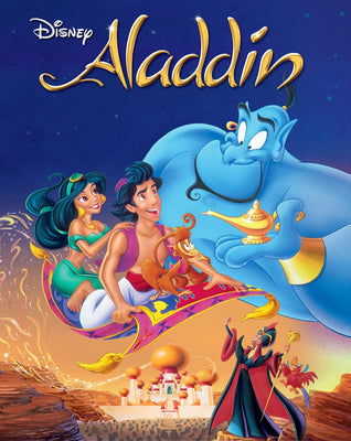 Aladdin (1992) [GP HD]